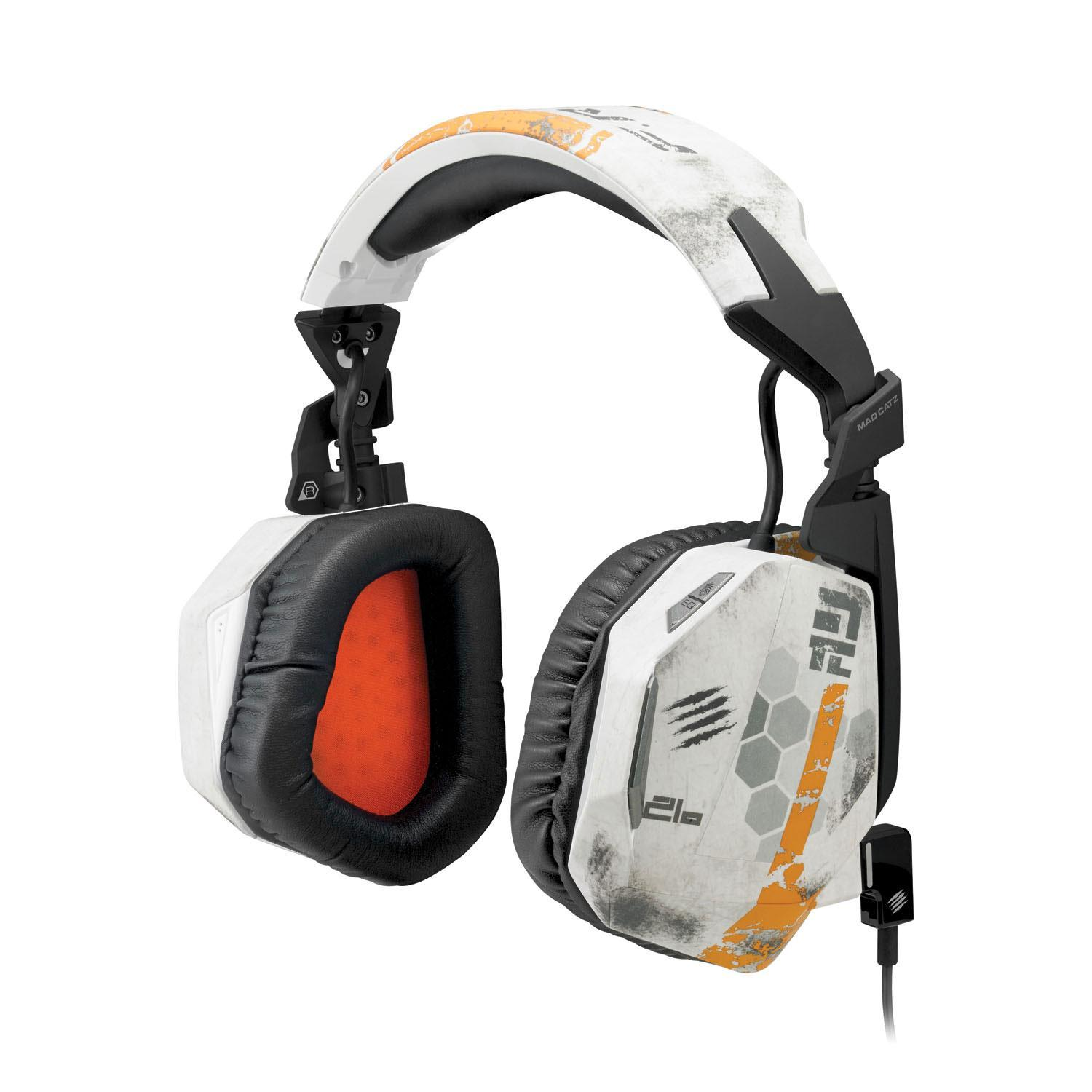 Mad Catz Titanfall F.R.E.Q. 4D Stereo Headset (PC / Mac & Mobile Devices)