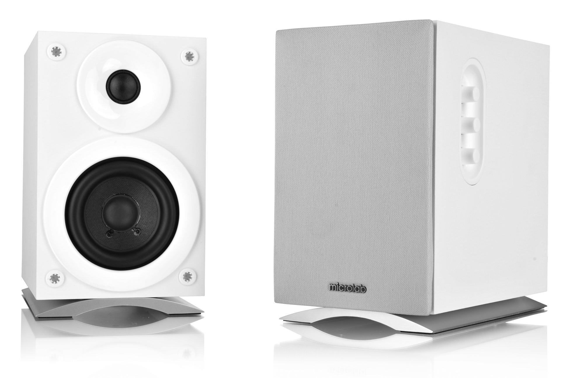 Microlab H30BT Bluetooth speaker (White)