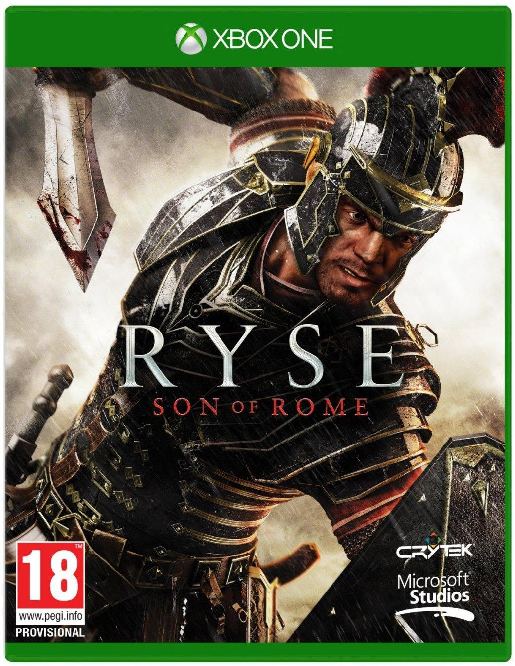 Ryse: Sons Of Rome (Xbox One)