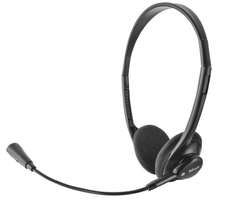 Trust 11916 Headset (Over-the-head)