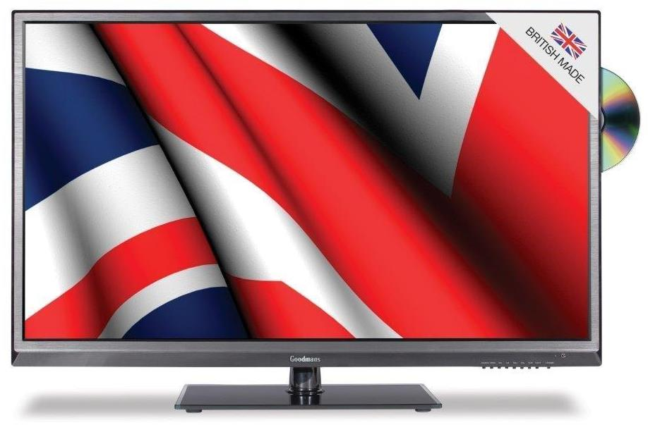 Goodmans GVLEDHD32DVD 32 Inch LED TV/DVD Combi
