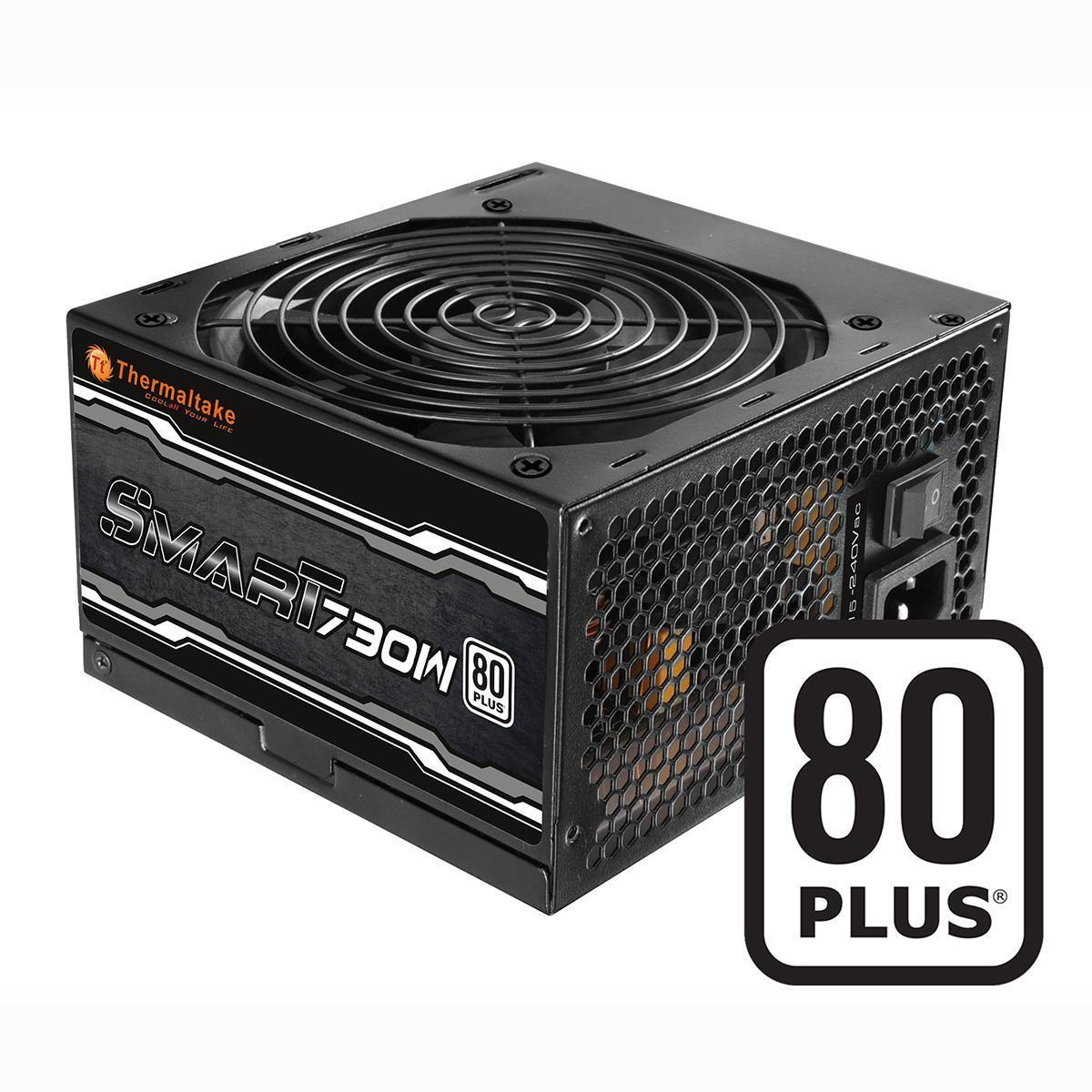 Thermaltake Smart 730W 80+ Certified PSU