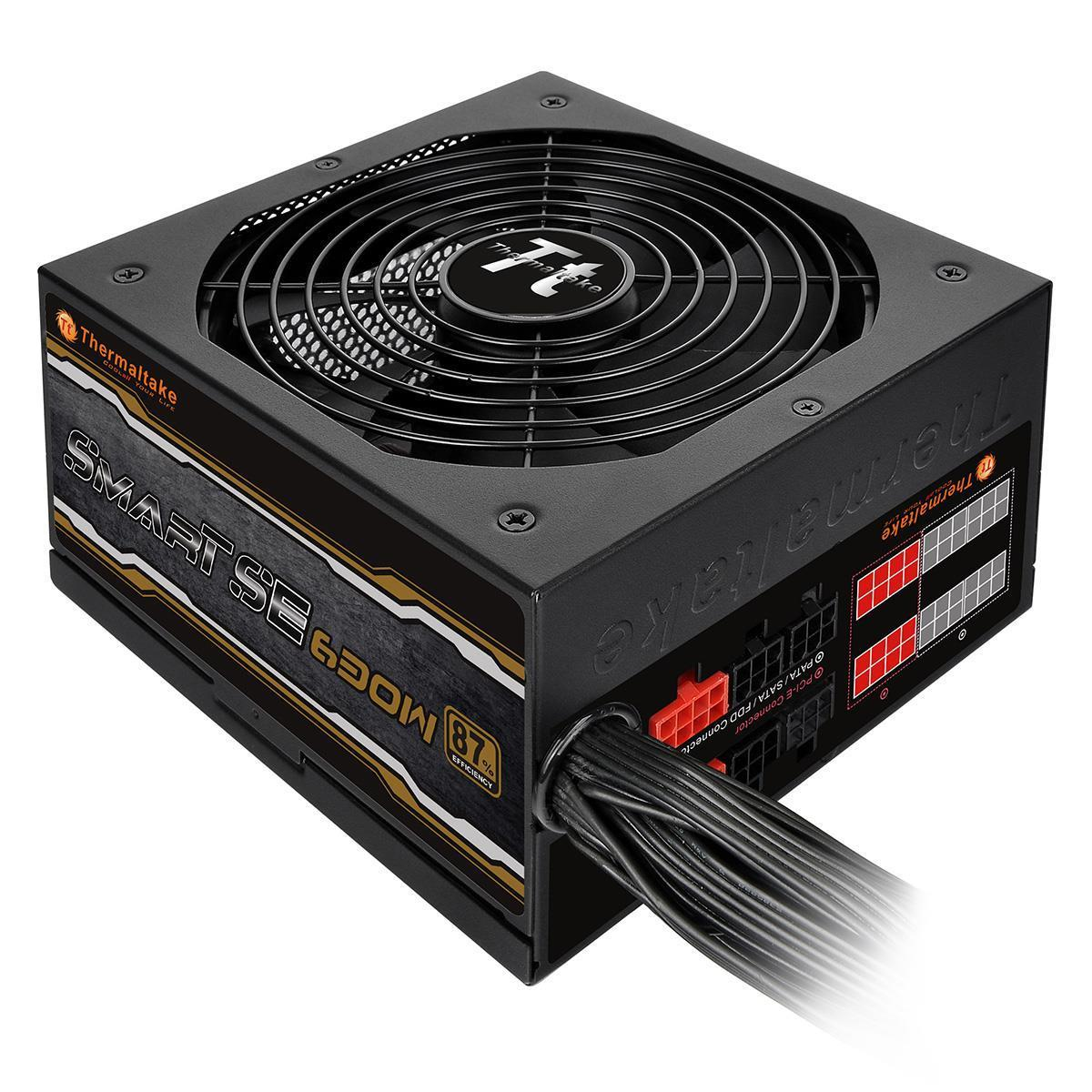 Thermaltake Smart SE 630W 80+ Bronze Efficiency PSU