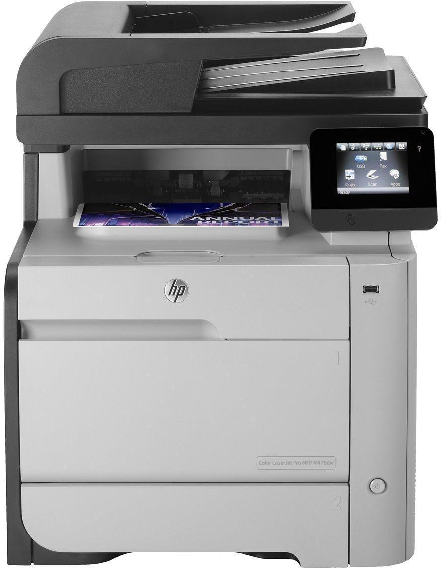 HP Laserjet Pro Color M476dw A4 Colour Laser Printer