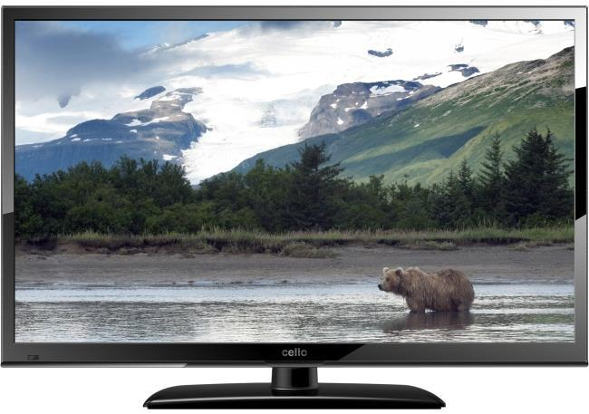 "Cello C22230DVB 22"" LED TV"