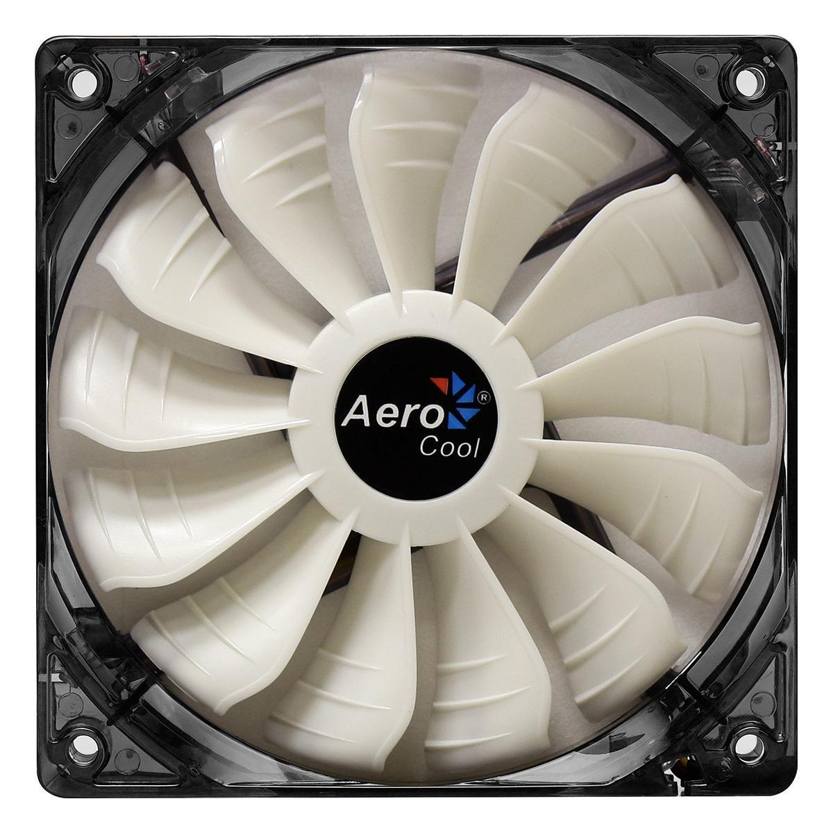 Aerocool Air Force 12Cm 120mm White Led Case Fan
