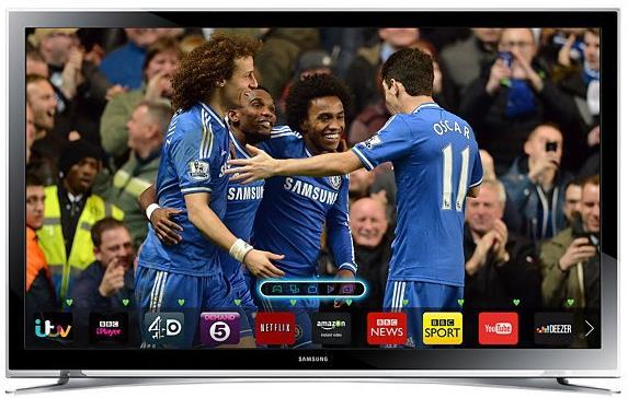 "Samsung UE22H5600AKXXU 22"" Smart LED TV"