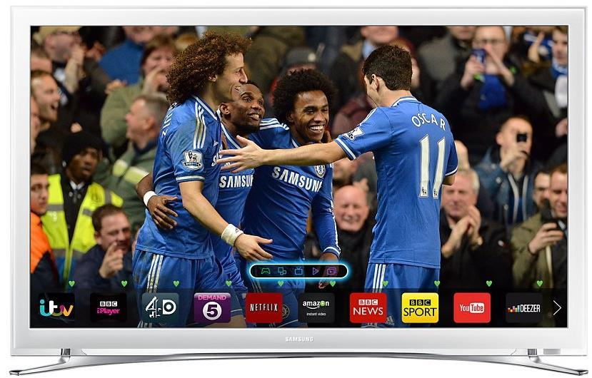 "Samsung UE22H5610AKXXU 22"" Smart LED TV"