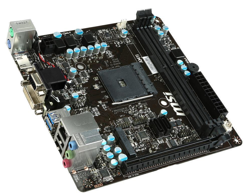 MSI AM1I Motherboard