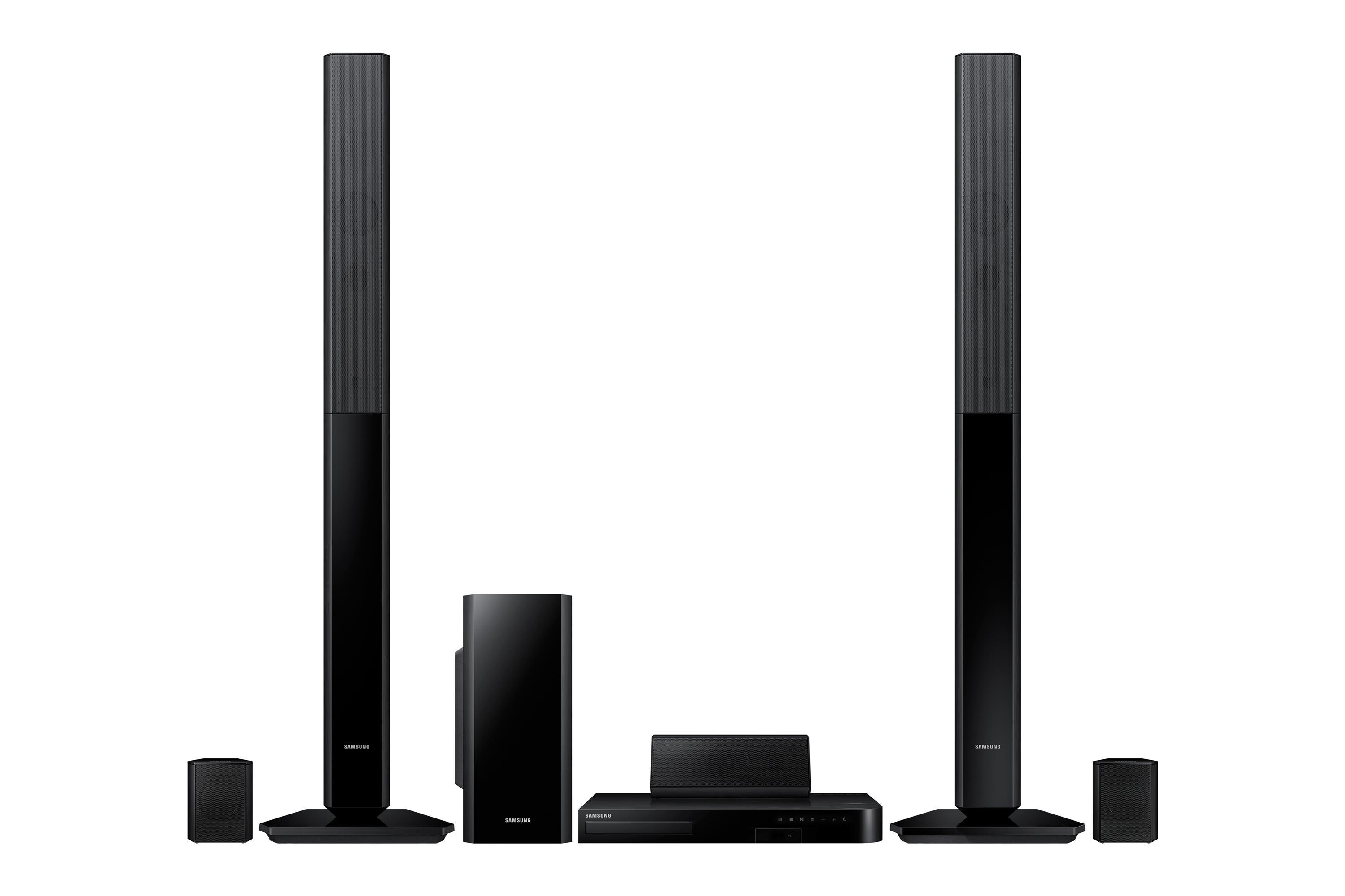 Samsung HT-H5530 3D Networking Blu-ray & DVD Home Theatre System
