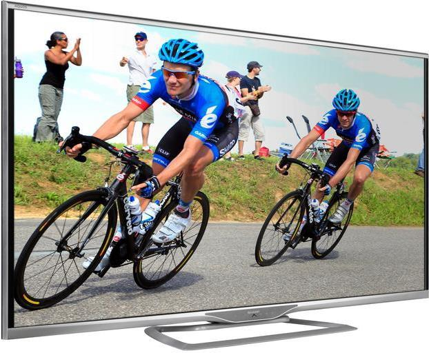 "Sharp AQUOS LC-60LE751K 60"" 3D Smart LED TV"