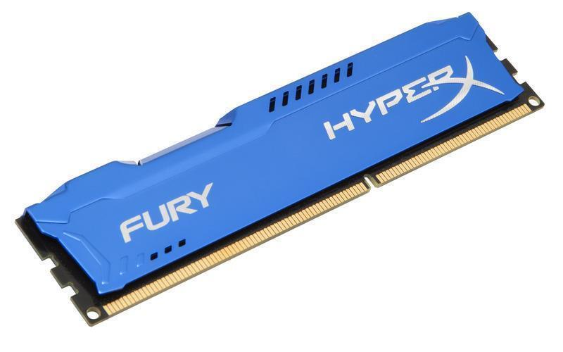 HyperX Blue Fury 4GB RAM Memory