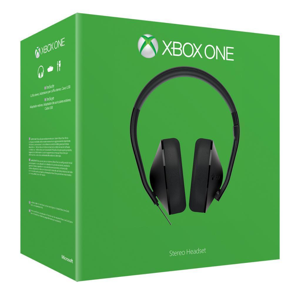 Microsoft Xbox One Official Stereo Headset (Xbox One)