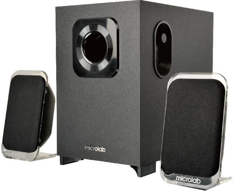 Microlab M-113(13) 2.1 Speakers Subwoofer System