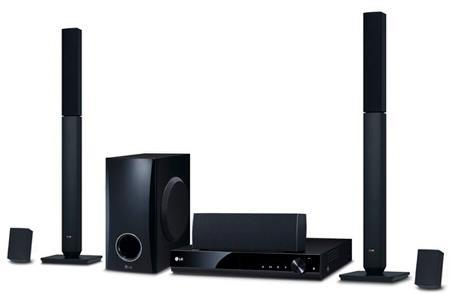 LG DH4430P 330W DVD Home Theatre System
