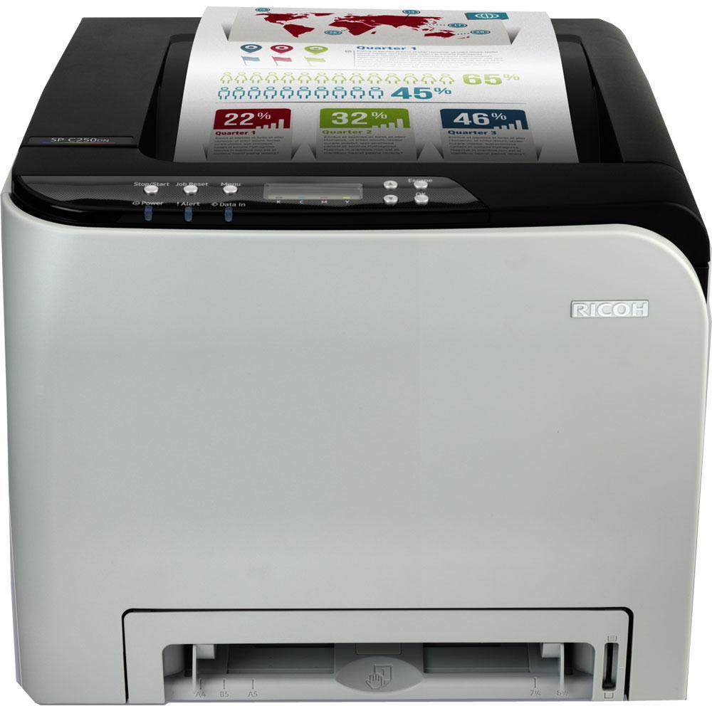 Ricoh Aficio SP C252DN A4 Colour Laser Printer