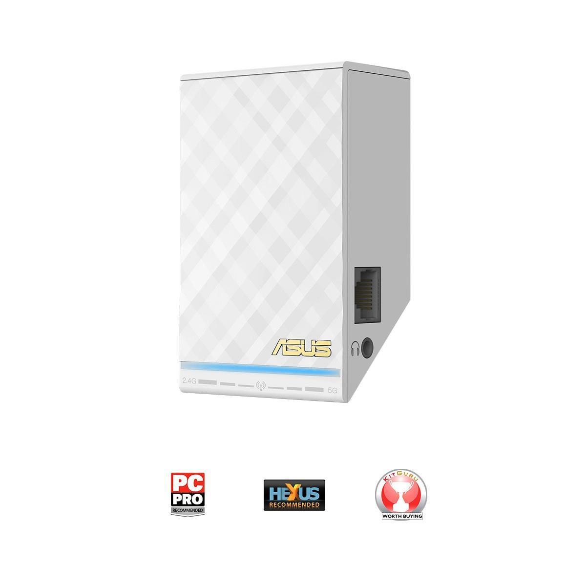 Netgear Prosafe 10 Dbi Directional Antenna Electronic Deals Uk Tp Link 24ghz 5dbi Indoor Desktop Omni Tl Ant2405c Asus Rp Ac52 Dual Band Wireless Ac750 Range Extender Access Point