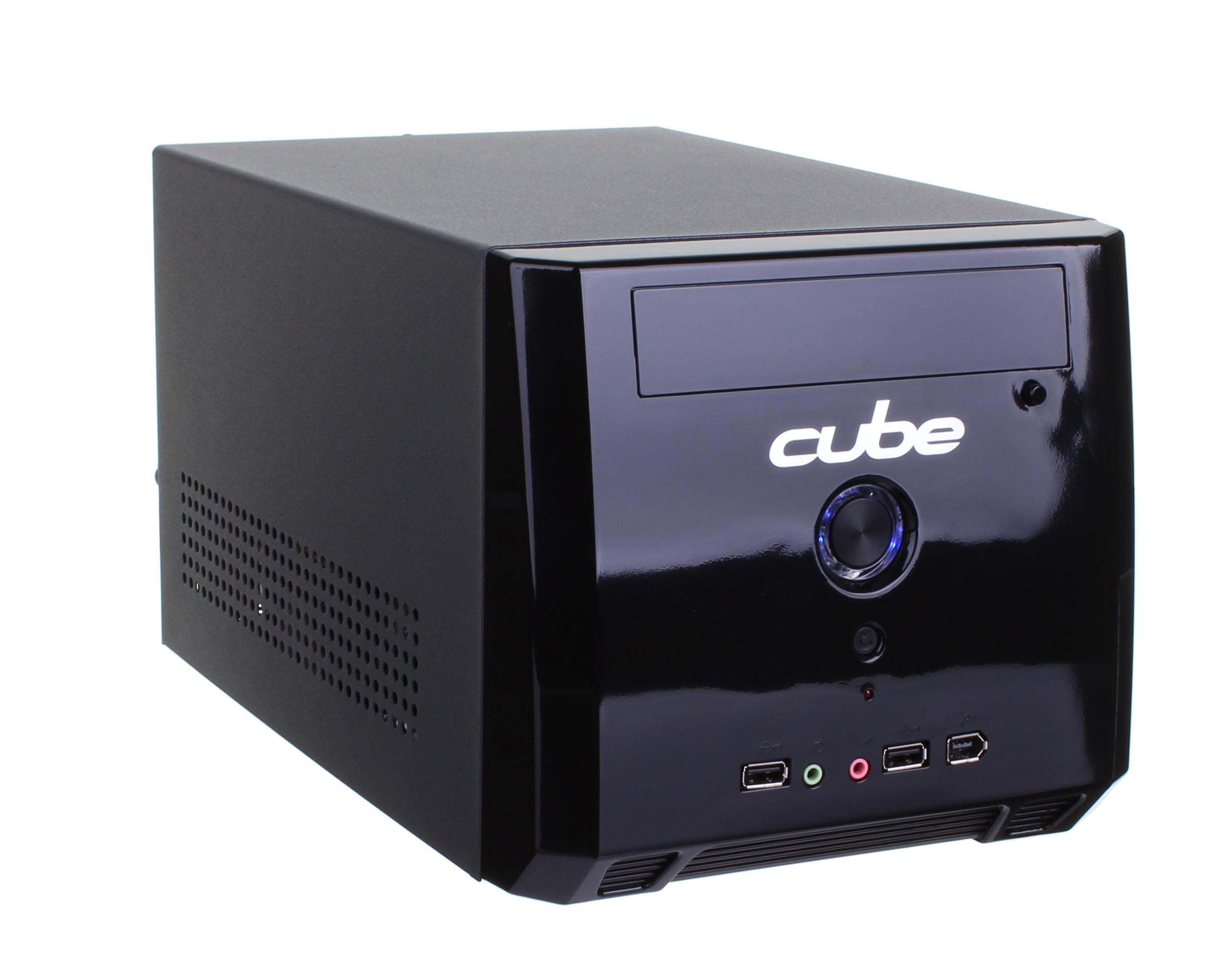 Cube Ace + AMD Quad Core with Radeon R7 240 Graphics Card ideal for Minecraft Gaming Mini PC Desktop 500Gb Hard Drive & 4Gb RAM and Windows 8.1 Installed!