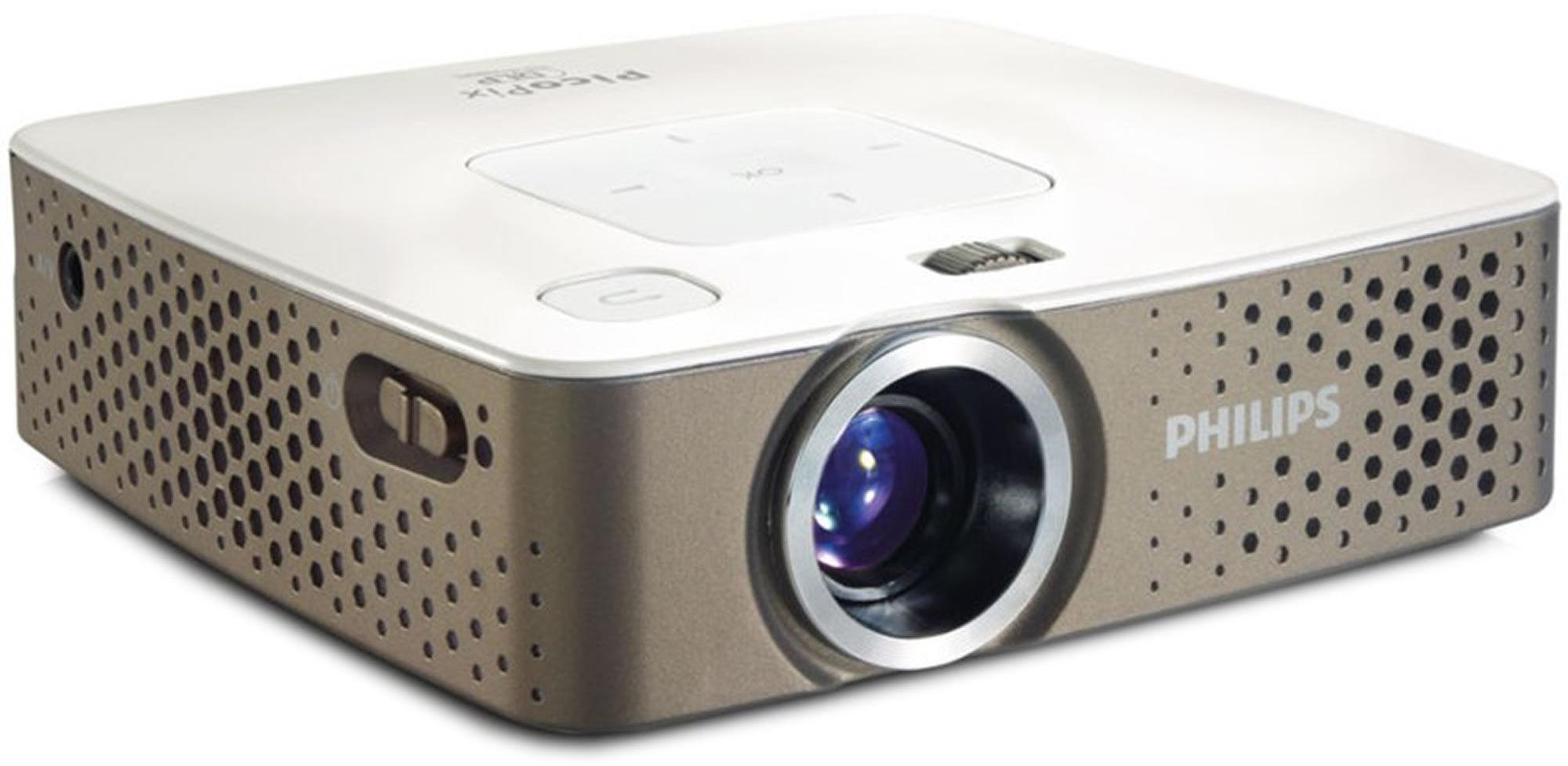 Philips PicoPix PPX3410 Pocket Projector