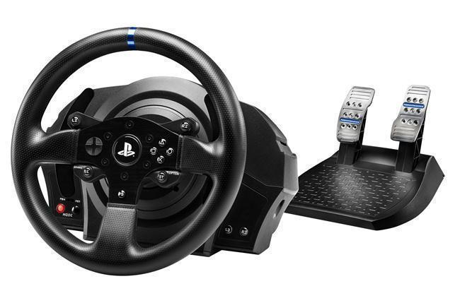 Back In Stock - Thrustmaster T300 RS Wheel for PS4 / PC