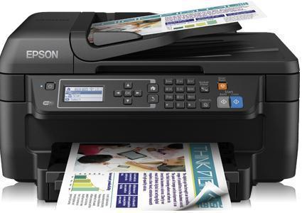 Epson Workforce WF-2650DWF All in One Wireless Printer WF2650