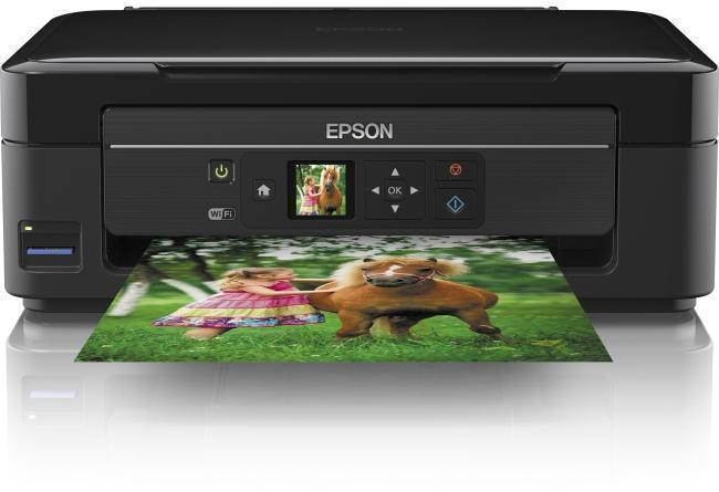 Epson Expression Home XP-322 Wireless All in One Colour Inkjet Printer