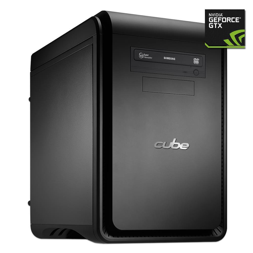 Cube Sniper Gaming PC Core i7 with Geforce GTX 750Ti Graphics