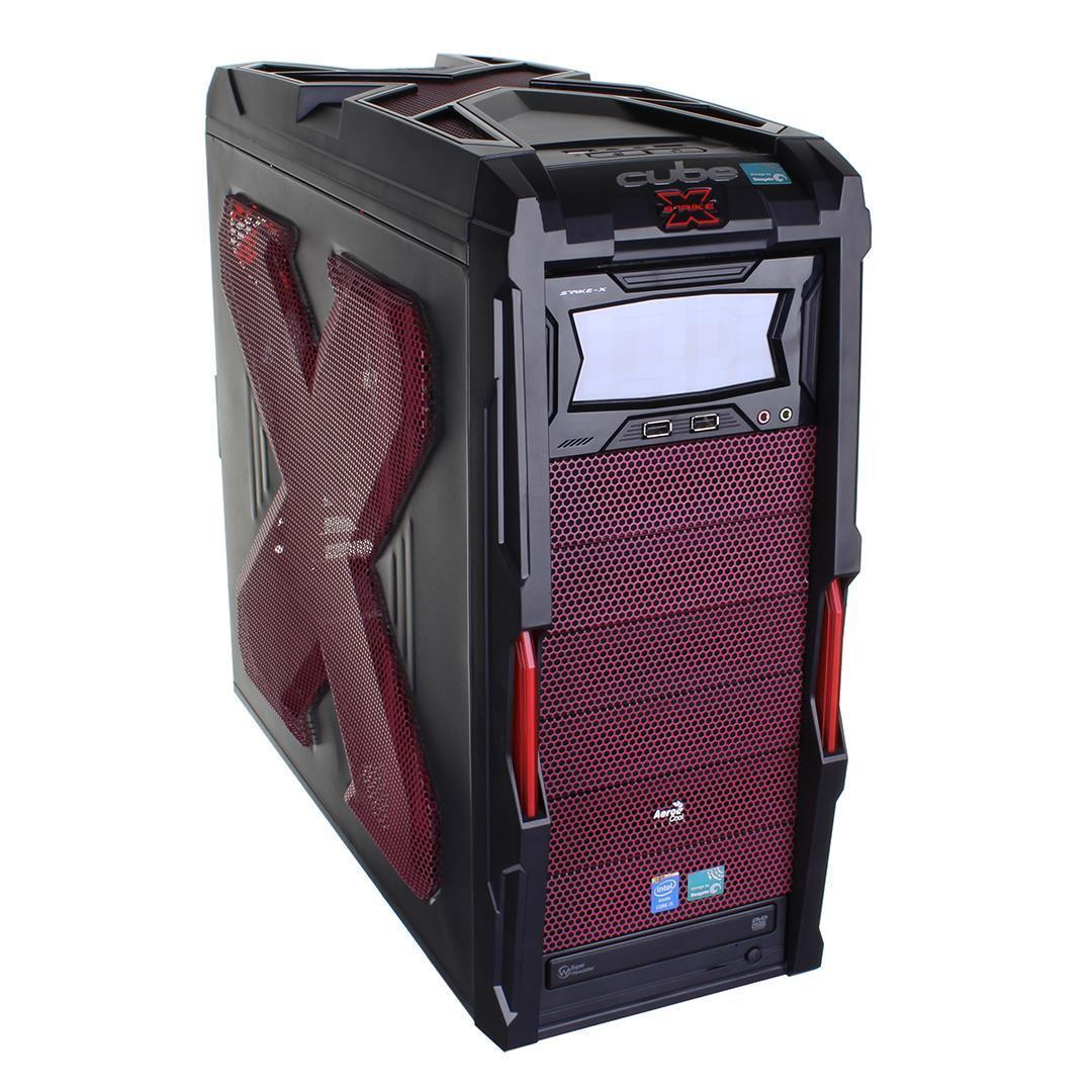 Cube Phoenix Watercooled Gaming PC Core i5k Overclocked with Geforce GTX 760 Graphics