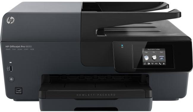 HP Officejet Pro 6830 e-All-in-One Colour Printer