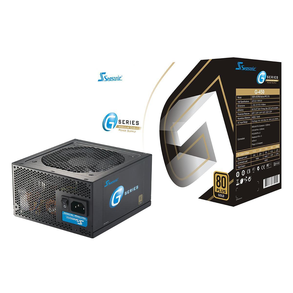 Seasonic G450 450W PSU