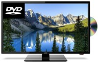 "Cello C24230F 24"" HD Ready LED Digital TV with Built-in DVD Player"