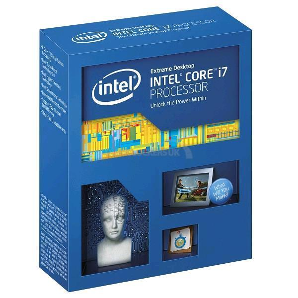 Intel 5960X Extreme 3.00GHz Haswell-E LGA2011-V3 Processor CPU Retail Boxed
