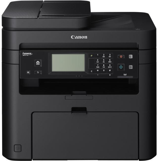 Canon i-SENSYS MF217w Mono Laser Multifunction Printer