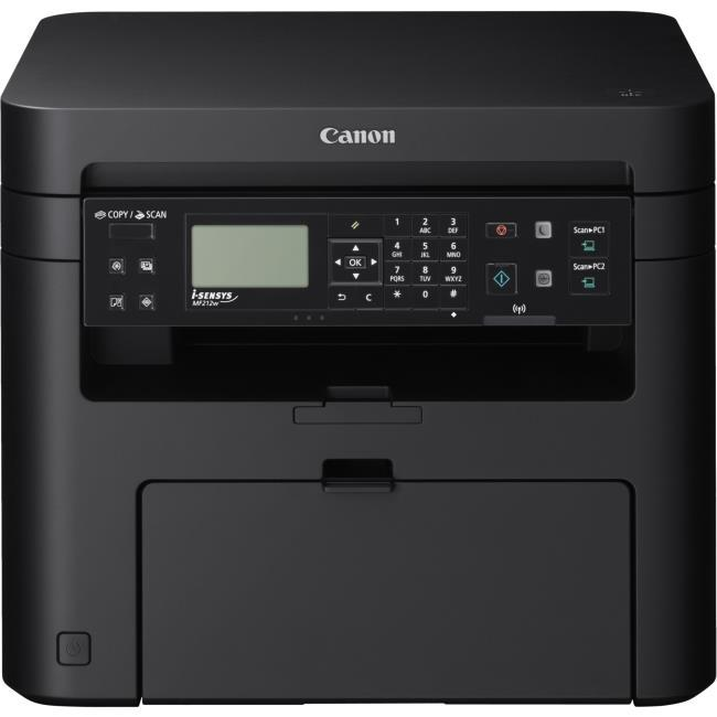 Canon i-SENSYS MF212w Mono Laser Multifunction Printer