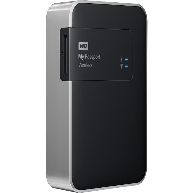 Portable Wireless Drives