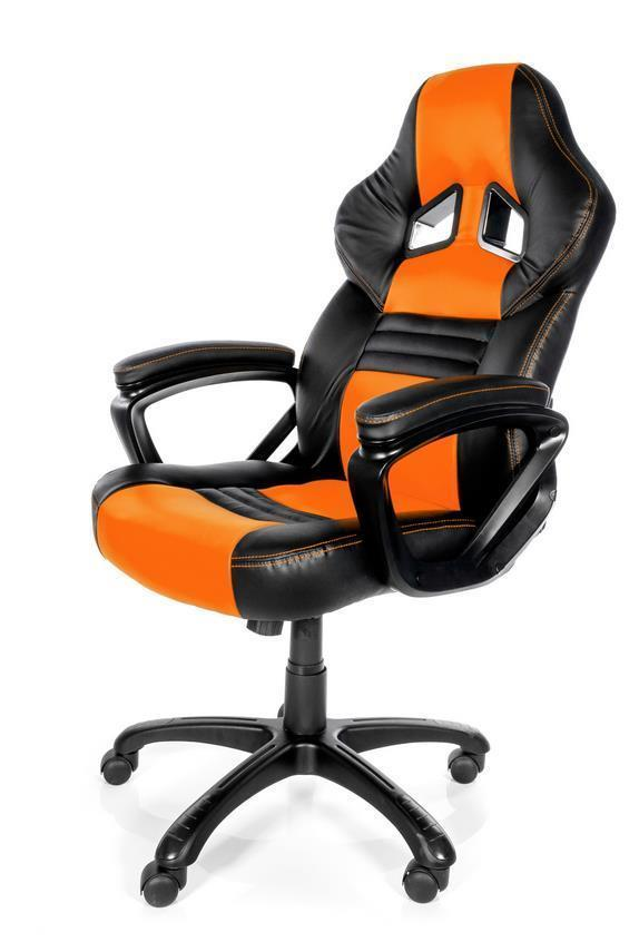 Arozzi Monza Gaming Chair Orange Only £118.99