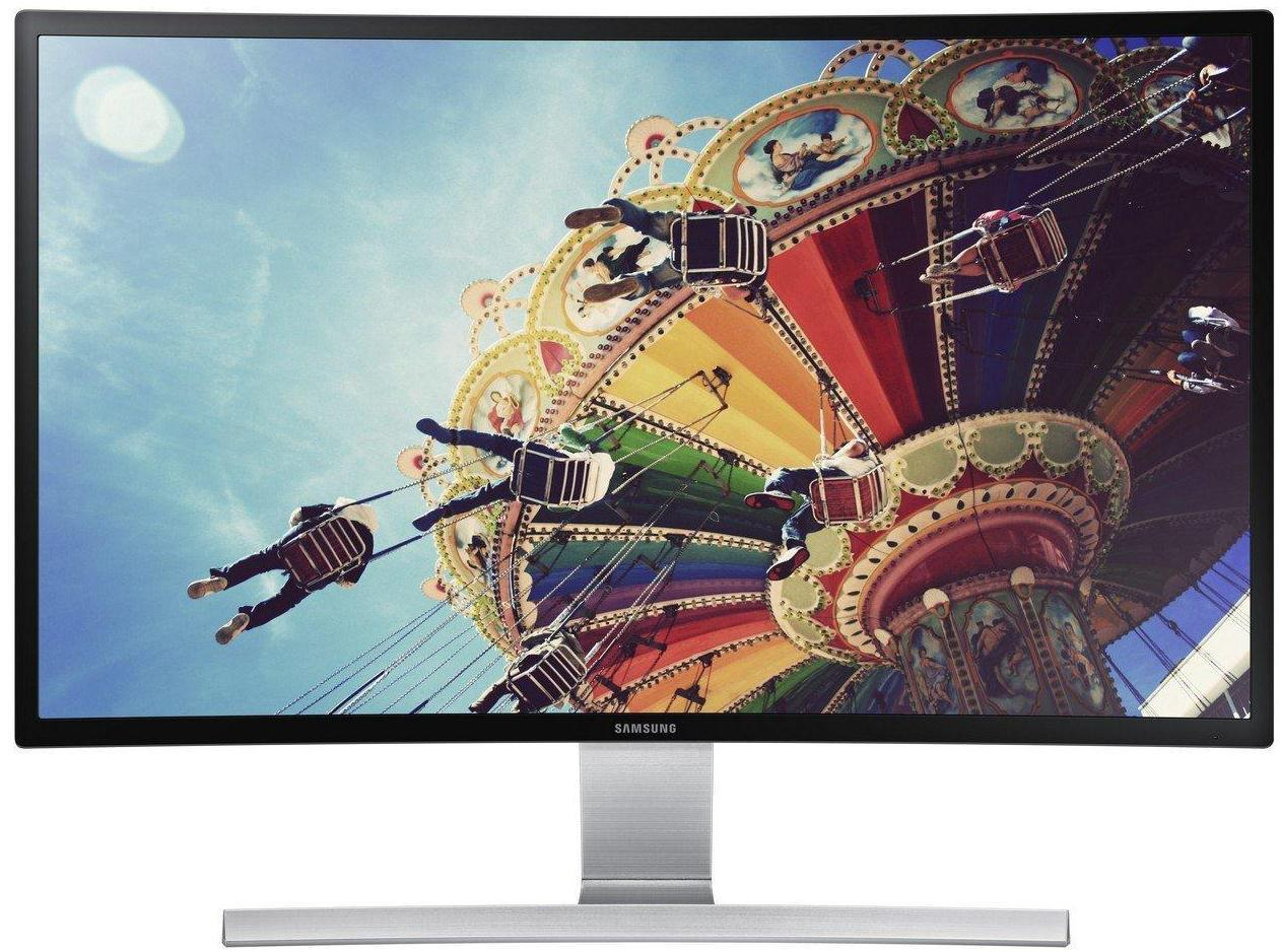 "Samsung S27D590CS 27"" Curved Screen Full HD Monitor"