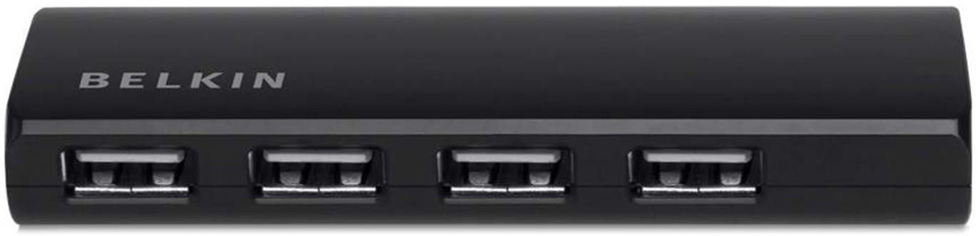 Belkin F4U040UK USB Hub - USB - External