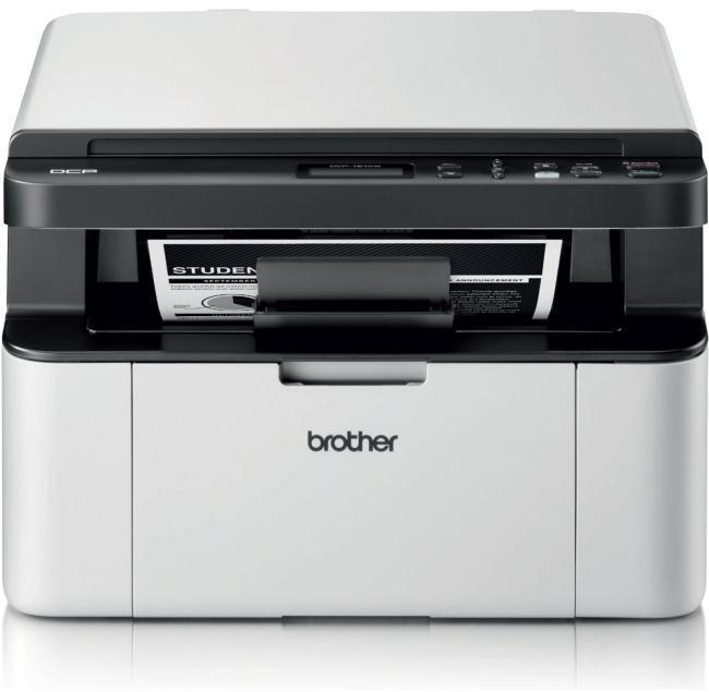 Brother DCP-1610W All-in-One Mono Laser Printer
