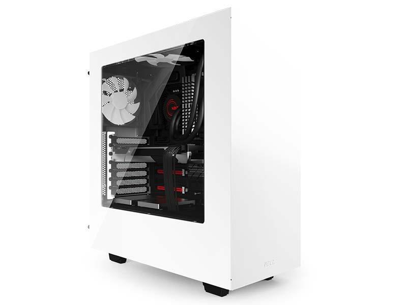 NZXT Source 340 Midi-Tower Case