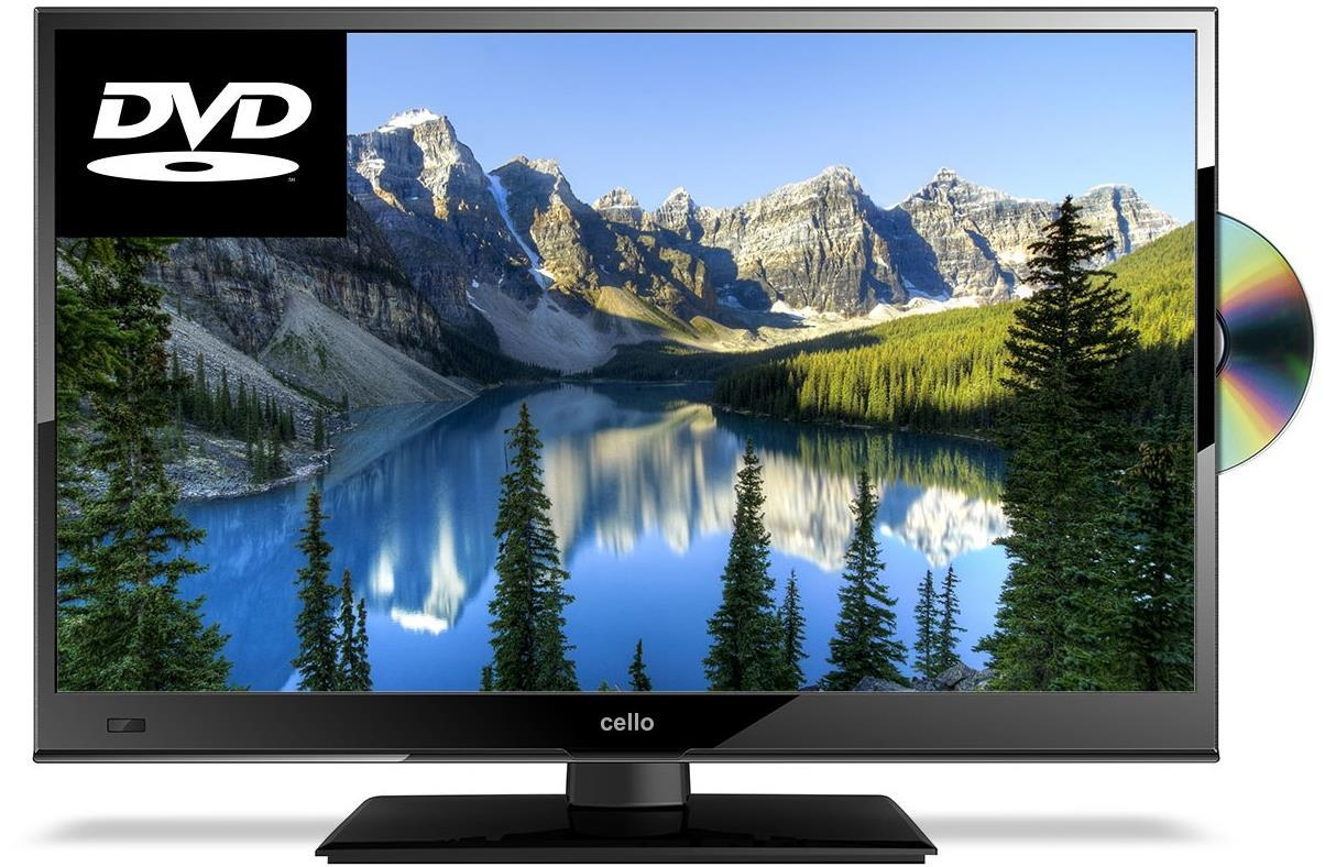 "Cello C22230F 22"" LED TV/DVD Combi"