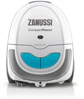 Zanussi Compact Power Bagged Cylinder Vacuum Cleaner