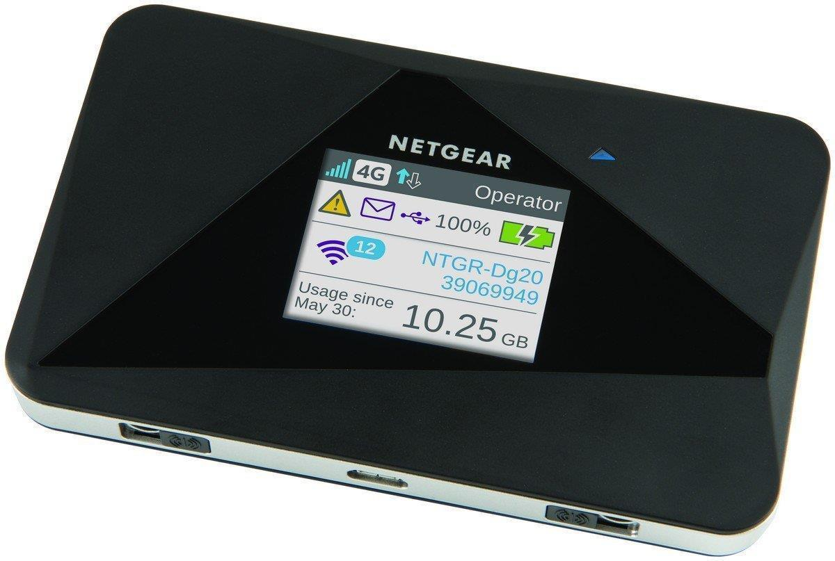 Netgear AC785-100EUS AirCard AC785 Mobile Hotspot with super-fast 4G LTE