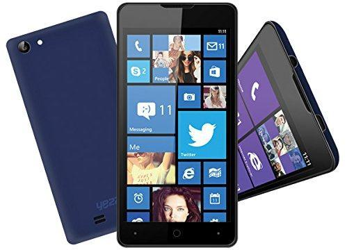 Yezz Billy 4.7 4.7 inch  Dual-SIM Quad-Core Windows Phone