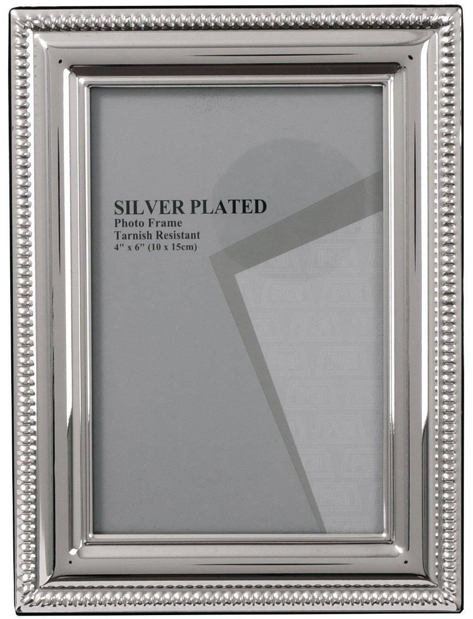 Evergreen Tarnish Resistant Bead Photo/Picture Frame