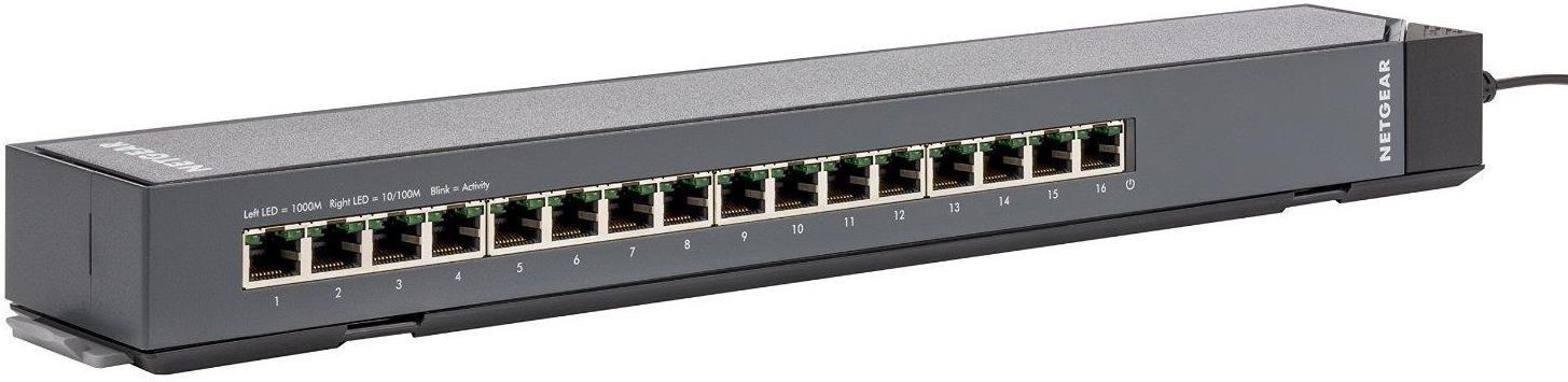 Netgear GSS116E 16-port Gigabit Click Switch