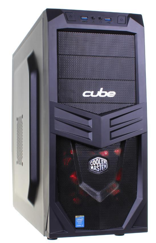 Cube Turbo Gamer System