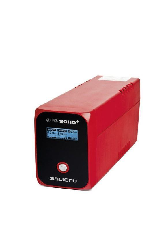 Salicru Line Interact 600VA SPS SOHO+ Tower UPS