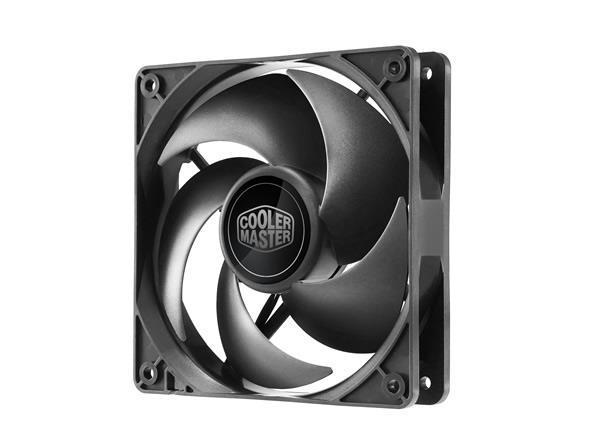 Cooler Master Silencio Series FP120 Ultra Silent 120mm PWM Case Fan