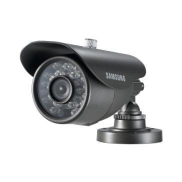 Samsung SCO-2040R CCTV High resolution of 650TV lines Camera